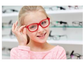 Brille für Kinder
