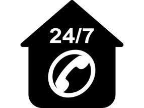 Service de dépannage d'urgence 24/7 - Tel. +352 288 478 80