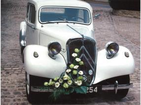 Hochzeit - Autoschmuck