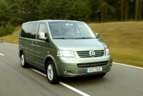 Location Volkswagen Multivan 7 places