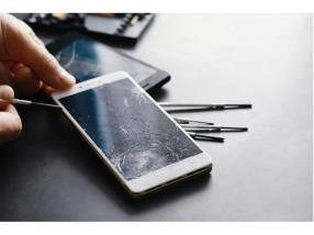 Réparation de smartphones