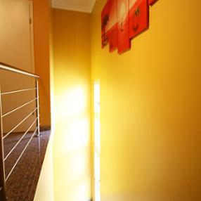 Peinture intérieure - escalier/couloir