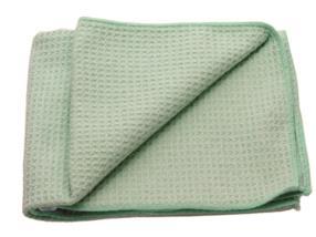 Essuie-vaisselle microfibres 45 x 65 cm vert