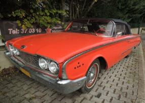 FORD GALAXIE CABRIOLET