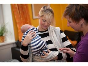 Baby wearing consultations