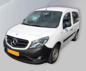 [CAT.105] Mercedes CITAN 108 CDI