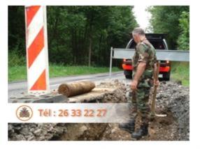 Service de Déminage de l'Armée Luxembouregeoise