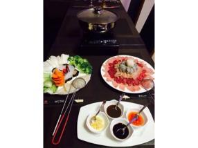 Fondue chinois & menus