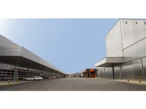 Construction dans le domaine industriel et commercial