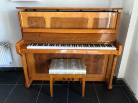 Piano d'occasion SEILER 122 Merisier