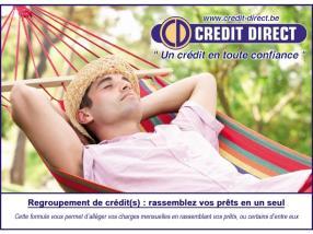 Rachat de prêt / Regroupement de crédit