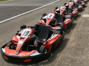 Piste de Karting