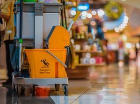 Nettoyage de bureau et commerce