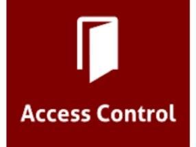 Zutrittskontrolle
