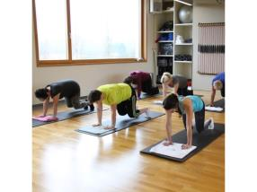 Gruppenkurse Gymnastikraum