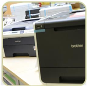 Imprimantes & photocopieurs, scanners