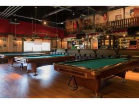 Billard The Saloon by Fun City