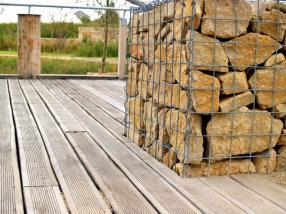 Gabions et clôtures