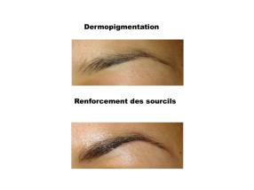 Maquillage semi permanent - Dermopigmentation - Microblading
