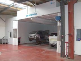 Notre atelier mécanique