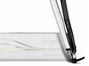 Nouveau lisseur GHD Platinum