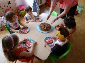 Crèche et foyer de jour peur enfant