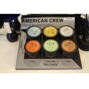 AMERICAN CREW - cire de coiffage pour hommes