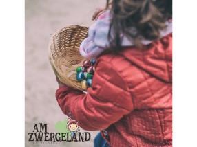 Activité ludique: chasse aux oeufs à Pâques