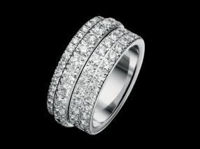 Possession eccentric ring