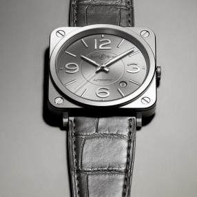 Bell & Ross BRS Officer watch, automatic movement