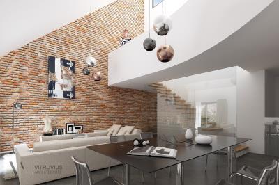 Bureau darchitecture vitruvius sàrl architekten : editus