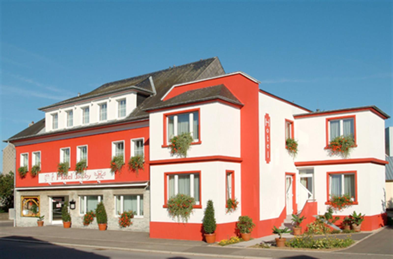 Restaurant de br il ffel h tel jacoby hotelen for Maison du luxembourg restaurant