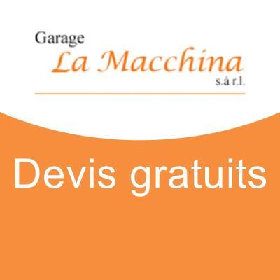 Garage La Macchina - Devis gratuits
